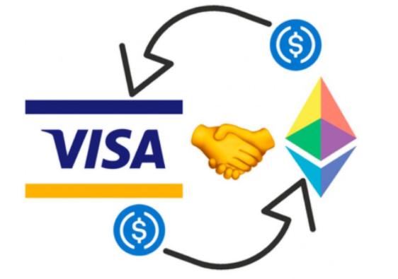 Visa 将在以太坊上结算 USDC 付款,猜猜这意味着什么?